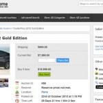WordPress Auction Theme