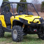 Can Am Commander Lifts by SuperATV