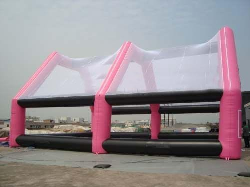 High Quality Inflatable Tunnel Tents From Yolloy2